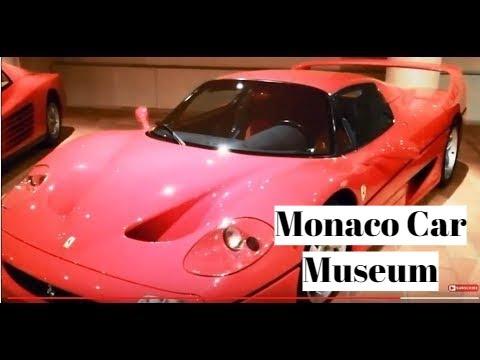Monaco Top Car collection of Prince Rainier III    Monaco Car Museum