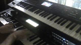 mi bendicion - Juan Luis Guerra(live) cover piano