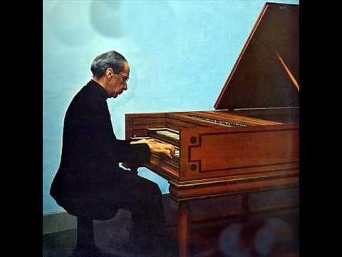 Альберти, Доменико - Соната IV op.1 соль мажор для клавесина