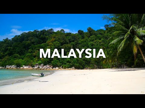 MALAYSIA: Relaxing Nature Photos of Malaysia and Relaxing Music [for Stress Relief and Meditation]
