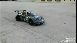 Rc Serpent Drag Racing. 977evo 35 Vs 747vs 720 Vs 977e Some Crashes Fail