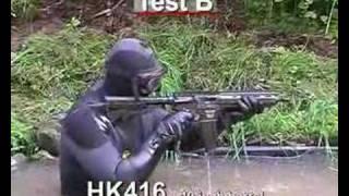 HK (Heckler u0026 Koch) versus Colt
