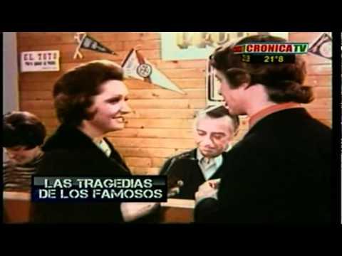 TRAGEDIA DE FAMOSOS CRONICA TV  MONICA JOUVET  59 PARTE
