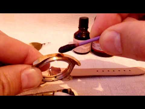 Как проверить золото йодом / How To Test Gold With Iodine
