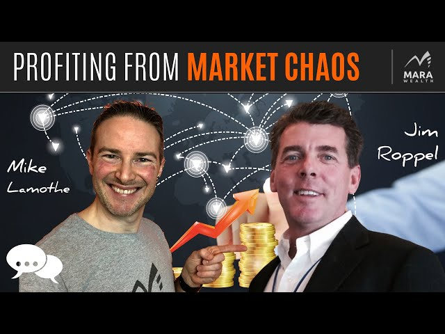 Raw & Unedited 'Profiting From Market Chaos' w/ Jim Roppel | TRADER'S MINDCHAT SHOW