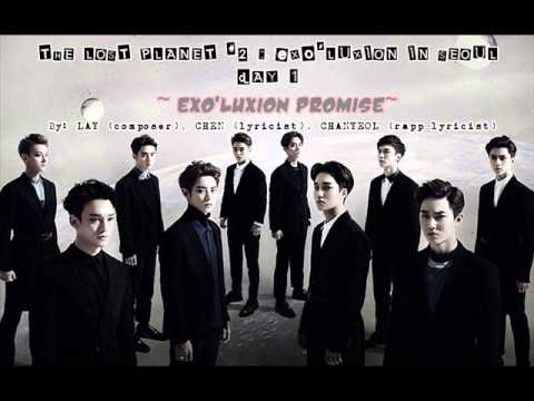 [LIVE MP3 ONLY] EXO'LuXion Promise