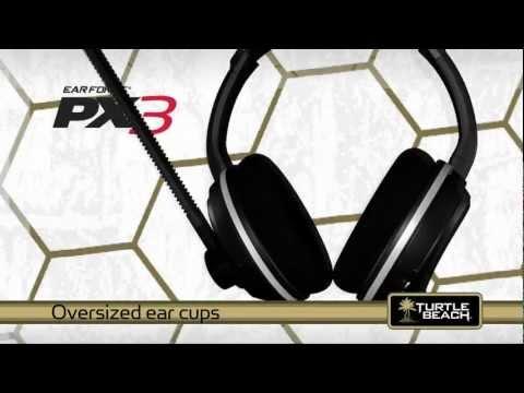 Turtle Beach Ear Force PX3 Wireless Headset
