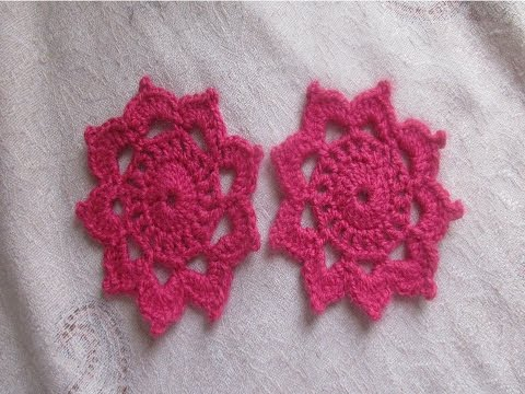 Round Crochet Patternhindi Youtube