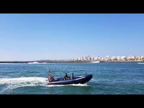 "European Endurance Grand Prix ""Aquabike Portugal"" jet skis 2017 in Portimão. PORTIMAO, PORTUGAL"