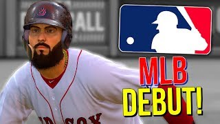 4 HOME RUNS IN MY MLB DEBUT! MLB The Show 19 | Road To The Show Gameplay #4