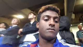 CHELSEA 1-1 HUDDERSFIELD MATCH VLOG || MATCHDAYS WITH LEWIS