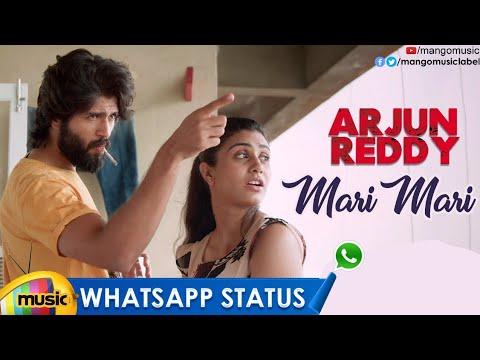 Best WhatsApp Status Video | Mari Mari Song | Arjun Reddy Movie | Vijay Deverakonda | Jia Sharma