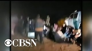 FBI arrests man in civilian militia