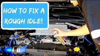 Part Shows Engine Idle Problem — BCMA