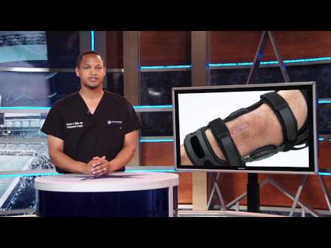 Injury Report - MCL Sprain & Strain with Orthopedic Surgeon Dr. Torrance Walker