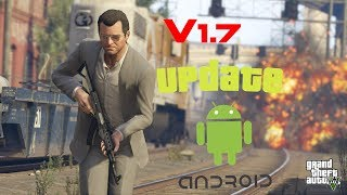 GTA V V1.6 UPDATE Andriod