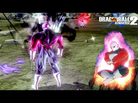 UPDATED JIREN MOD 3.1 Villainous Full Power - Dragon Ball Xenoverse 2 MODS - 동영상