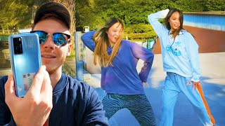 What are these Chinese Girls Doing on the Streets!? 🇨🇳 Unseen China