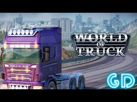 World of Truck Build Your Own Cargo Empire Gameplay Android