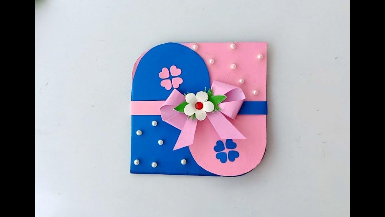 Beautiful Birthday Card Idea Diy Greeting Cards For Birthday