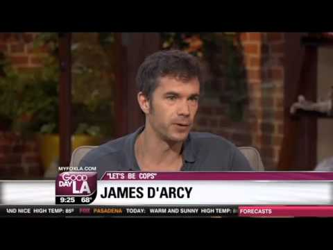 James D'Arcy morning interview LA 07082014
