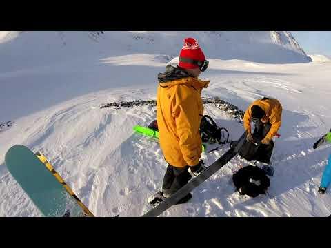 Heli Skiing 2018