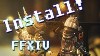 Tutorial de Registro e Download PC/PS3 - Final Fantasy XIV