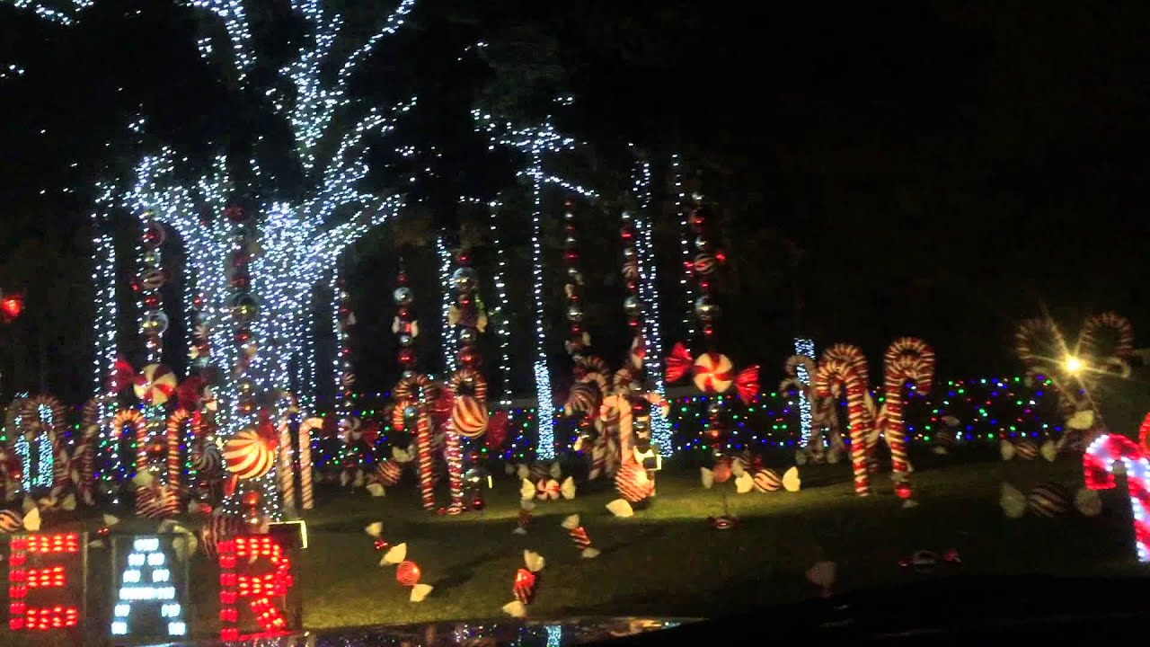 Best Christmas Lights Ever Youtube