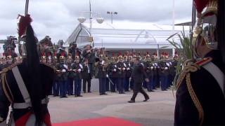 G8 leaders meet in Deauville, France (raw video)