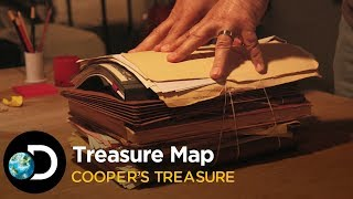 Treasure Map | Cooper's Treasure