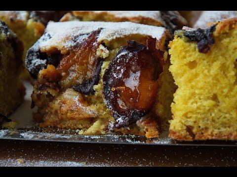 Jednostavni kolač od šljiva - Sašina kuhinja