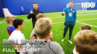 The Price of Youth Sports (Full Segment) | Real Sports w/ Bryant Gumbel | HBO