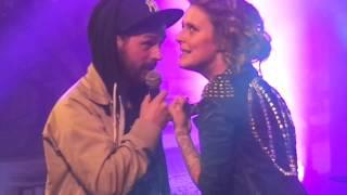 Jennifer Rostock - Du willst mir an die Wäsche (live @ Arena Wien 2013)