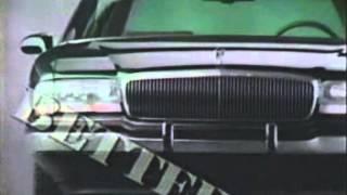 1993 Buick Park Avenue SE commercial