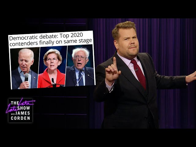 Way Too Many Democrats Debated Again