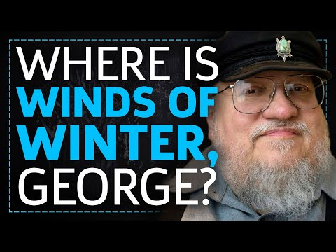 12 Things George RR Martin Has Done Instead Of Finishing The Winds Of Winter
