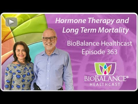 Hormone Therapy and Long Term Mortality