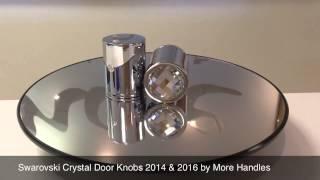 Swarovski Door Knob by More Handles