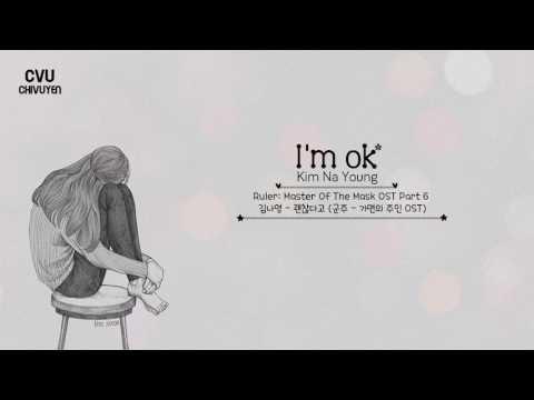 [Vietsub + Engsub + Hangul] Kim Na Young (김나영) - I'm OK (괜찮다고)