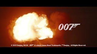 007最新作『ボンド25(原題)』メイキング映像