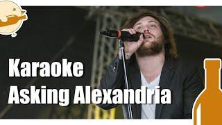 Asking Alexandria - A Prophecy (Karaoke-Version)