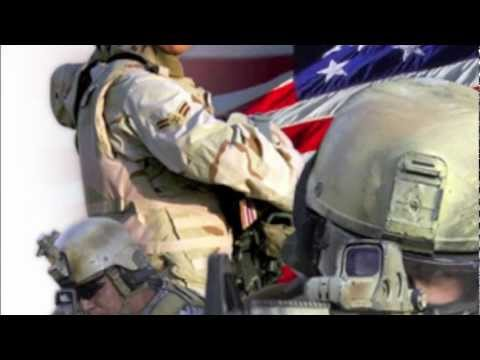 """Armed Forces Tribute - """"So You Don't Have To"""" - Rockie Lynne"""