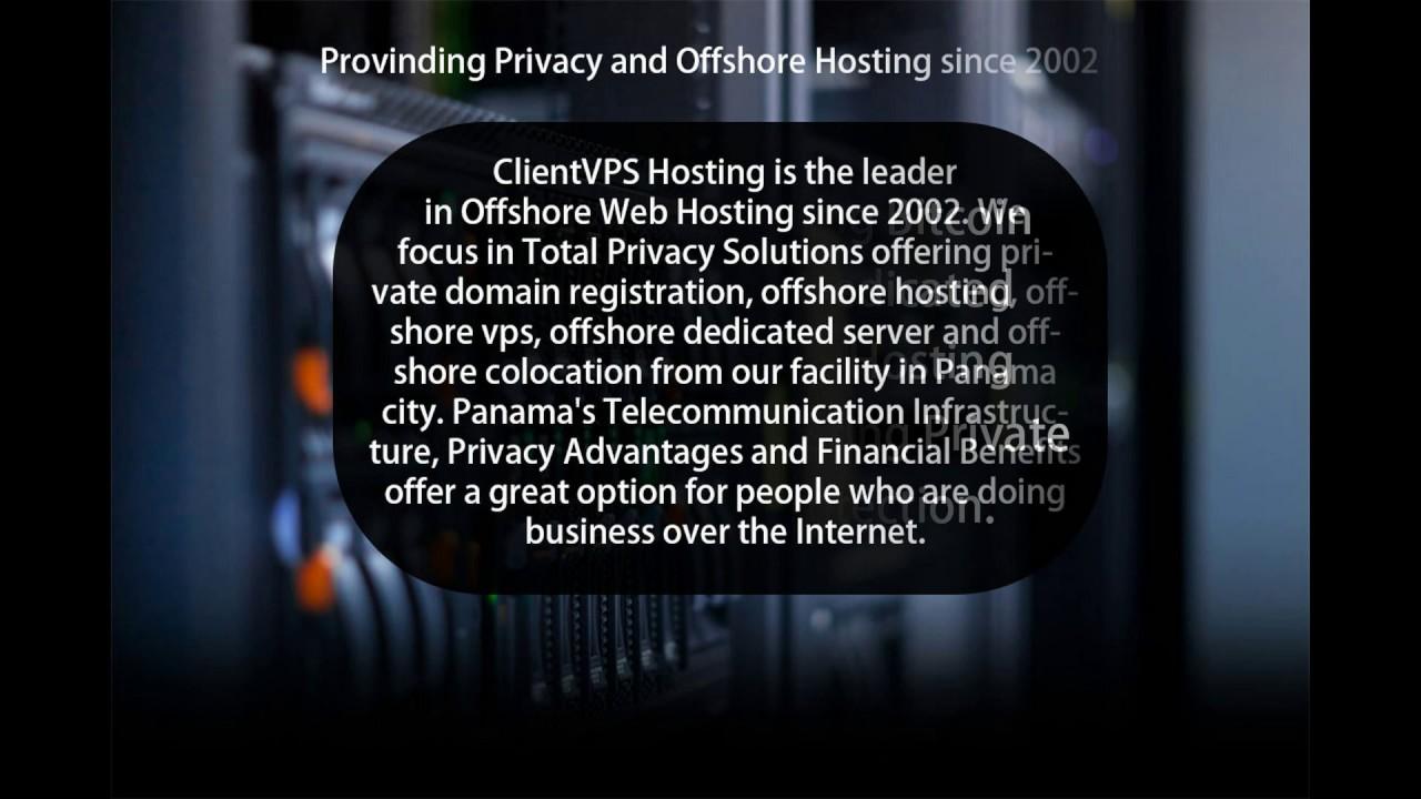 Offshore VPS - Offshore bulletproof VPS - Offshore Hosting
