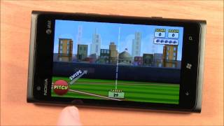 Windows Phone Game Review: Flick Baseball