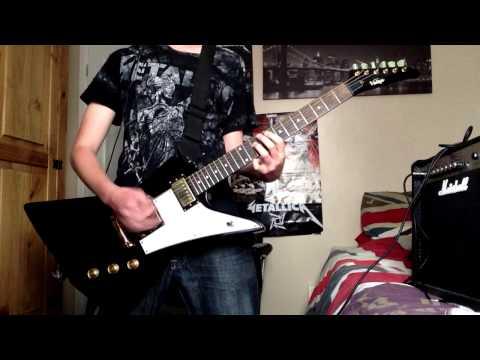Metallica - The Judas Kiss (Rhythm Guitar Cover)
