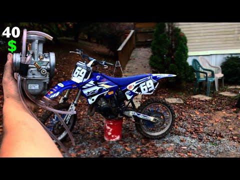 40$ Yz125 Keihin Carburetor - Will It run ?