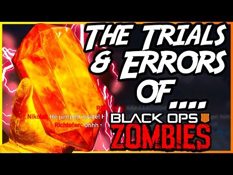 The Trials and Errors of Blood of the Dead Easter Egg Hunting