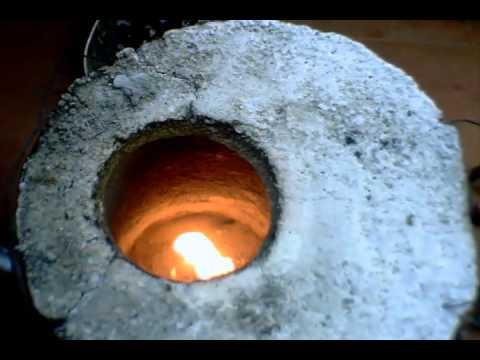 Polyethylene (PE) Burning.avi