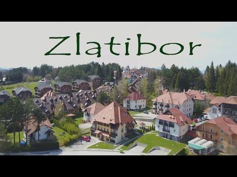 Zlatibor iz vazduha / Zlatibor from air