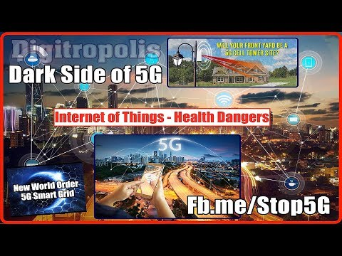 Exposing The Dark Side of #IoT & #5G Full Documentary Multi Dutch+English Subtitles 1080p